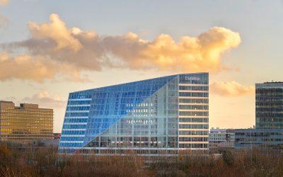 Das Bürohaus der Zukunft