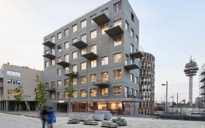"Das flexible ""Gründerzeitbüro"" aus Beton"