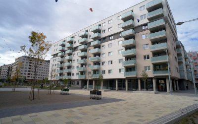Neue Wohnstraße für Sonnwendviertel Nord-Ost