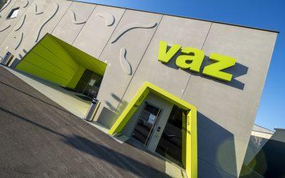 VAZ St. Pölten: In Rekordzeit zum Sichtbeton-Juwel